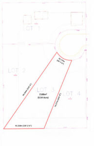 1/2 Acre Building Lot 42512 Devon Avenue