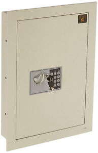 Paragon Safes Flat Electronic Hidden Wall Safe for CASH Jewelry