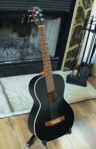 AMI  Solid Cedar Top guitar by Art & Lutherie - with case !