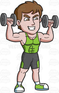 I want your dumbbells
