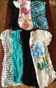 Old Navy/Thyme Maternity Clothes