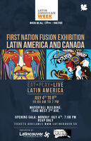 Open Call for aboriginal Canadian & Latin American Art