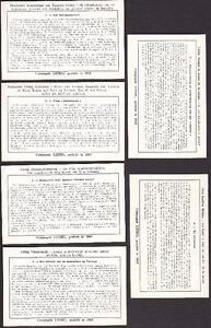 """Liebig 1958 """"Buccaneers"""" Sarnia Sarnia Area image 2"""