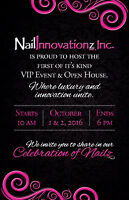 FREE Event for Nail Techs