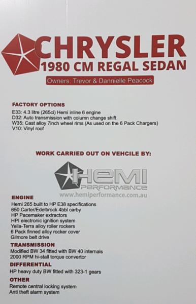 1980 Cm Valiant Regal   Cars, Vans & Utes   Gumtree Australia Gold