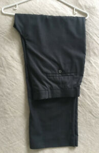 Great Condition- PERRY ELLIS Dress Pants (Gray)