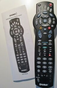 Atlas PVR Universal remote control. Never used. Price reduced. West Island Greater Montréal image 1