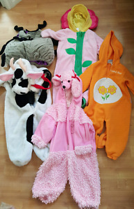 Costumes Size 2T