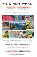 Art Sale and Exhibition - Arts Northeast