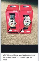 Ladies and kids watches