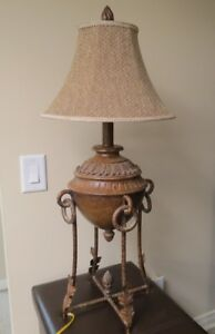 One of a kind Table Lamp