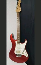 Yamaha Pacifica 112J Electric Guitar in Metallic Red