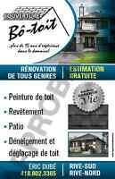 Rénovation / Réfection complète de toiture