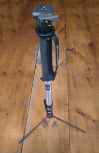 Manfrotto Professional Self Standing Monopod w/ Tilting Head