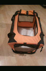 Dog Carrier TUFF Delux Soft Crate Small-$50