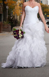 Beautiful Maggie Sottero Miri Wedding Dress for sale $700 OBO Windsor Region Ontario image 1