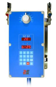 Bakery water meter
