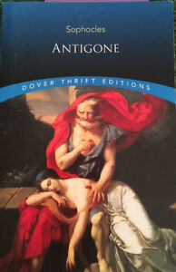 Sophocles Antigone Dover thrift editions
