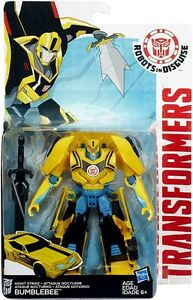 TRANSFORMERS Robots in Disguise Night Strike Bumblebee