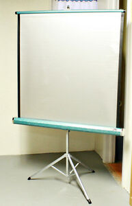 WANTED Free or Cheap Vintage projector screen