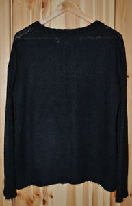 2 sweaters: Blush pink Old Navy and Black G21 London Ontario image 6