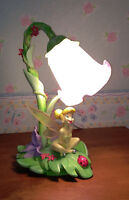 Tinkerbell accent lamp