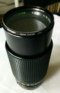 Sears 70-210mm F4.0 with 55mm Clear Filter London Ontario image 1