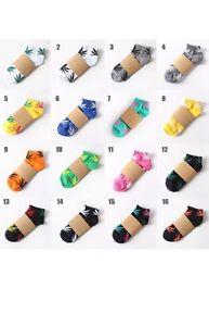 Marihuana  short Socks  (huf style)