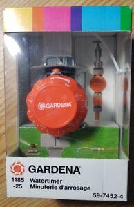 GARDENA WATERTIMER - MINUTERIE D'ARROSAGE - jamais utilisé