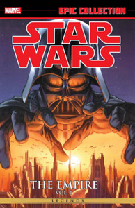 Star Wars Epic Collecton Graphic Novels Vol. 1, 2, 3.