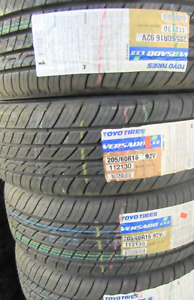 P205-60-16 Unused Tires Toyo Versado LX2 These have not been use