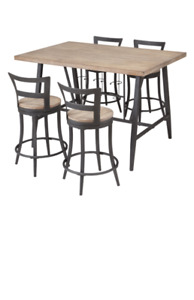 MOVING SALE! Dining Table (Mini Bar Style!)