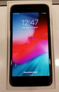 Apple iphone 7 PLUS 256gb - Good - Unlocked