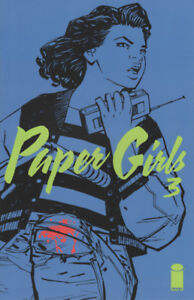 Paper Girls #3 Image Comics - Mint Condition, Protective Plastic