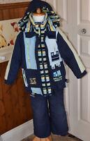 Habit de neige avec accessoires et souliers/bottes 3T garcons