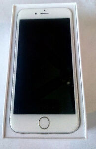 Iphone 6 64gb Unlocked.Silver/White