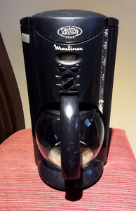 Moulinex Black Coffee Maker