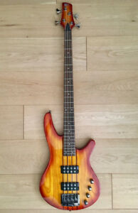 Ibanez SRX 700 Electric Bass