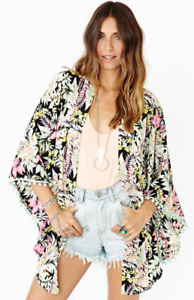 Nastygal -  Kimono -SMALL