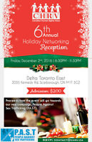 CHRV: 6th Annual Holiday Networking Reception