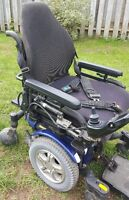 Quantum 600 Wheel Chair For Sale - Price Drop!  Save $1600.00!