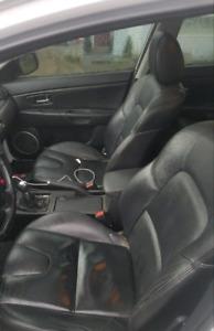 2006 Mazda 3 Leather + sunroof + manual