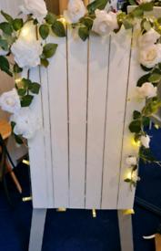Wedding eassels