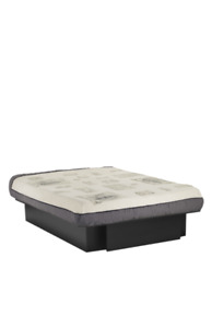 Lit Plateforme / Platform Bed King