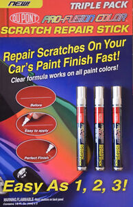 Dupont Pro-Fusion Color Car Clear Coat Scratch Repair Stick - 3 Kitchener / Waterloo Kitchener Area image 5