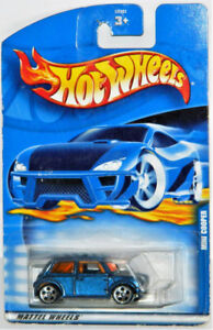 Hot Wheels 1/64 Mini Cooper Diecast Car