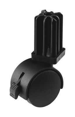 Weber Caster Wheel Weber-Gas Charcoal Grills Replacement Part Grilling Accessory (Charcoal Grill Replacement Parts)