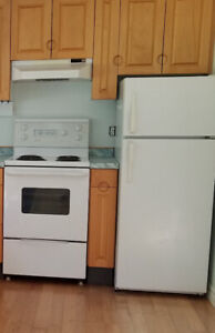 Frig and Stove for sale