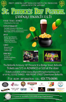 St. Patrick's Day Festival - March 17, 2017
