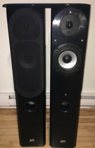 Sinclair Audio Tower Speakers
